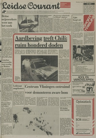 Leidse Courant 1985-03-04