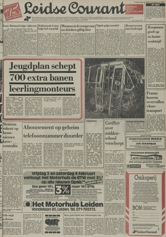 Leidse Courant 1984-02-03
