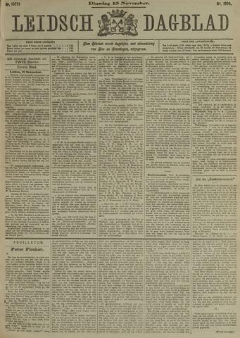 Leidsch Dagblad 1904-11-15