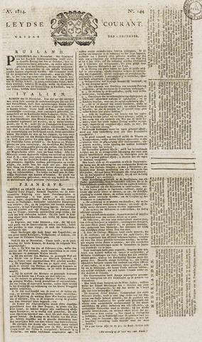 Leydse Courant 1814-12-02