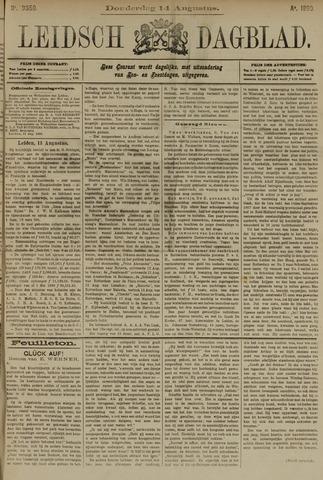 Leidsch Dagblad 1890-08-14