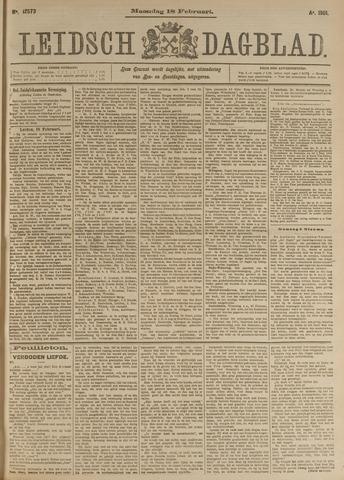 Leidsch Dagblad 1901-02-18