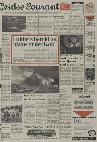 Leidse Courant 1989-05-13