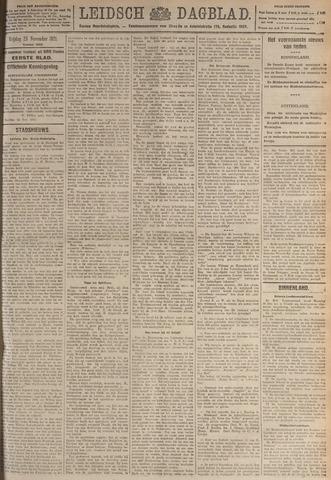 Leidsch Dagblad 1921-11-25