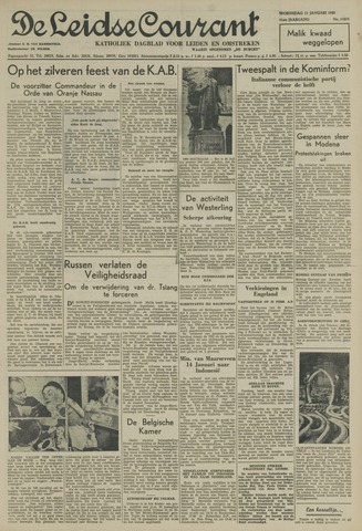 Leidse Courant 1950-01-11