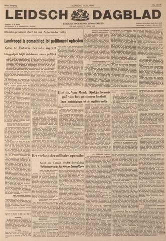 Leidsch Dagblad 1947-07-21