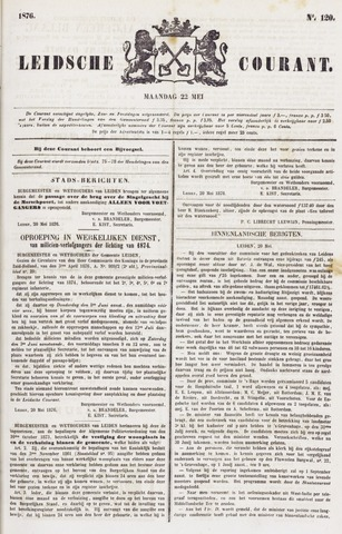 Leydse Courant 1876-05-22