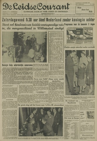 Leidse Courant 1955-10-17