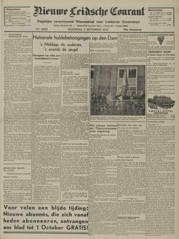Nieuwe Leidsche Courant 1938-09-07