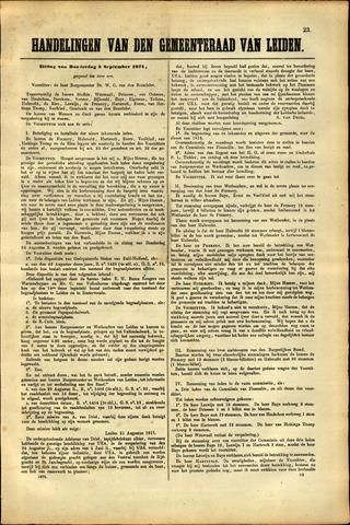 Handelingen van de Raad 1871-09-05