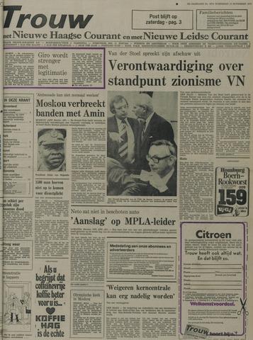 Nieuwe Leidsche Courant 1975-11-12