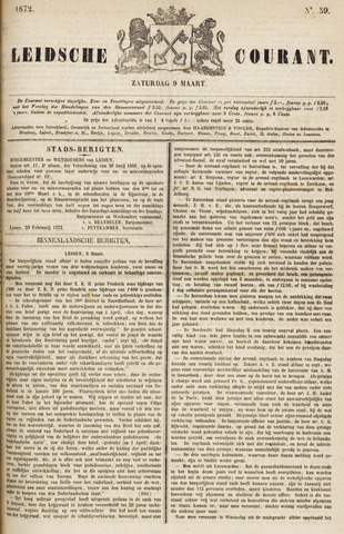 Leydse Courant 1872-03-09