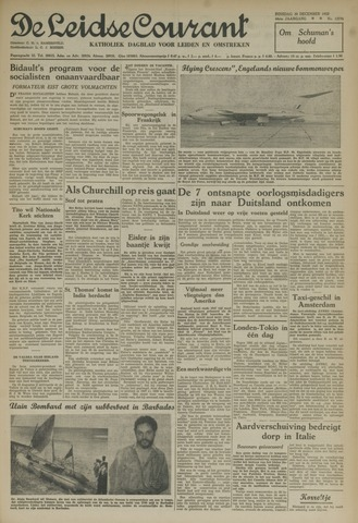 Leidse Courant 1952-12-30