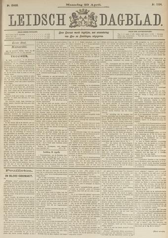 Leidsch Dagblad 1894-04-23