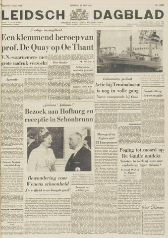 Leidsch Dagblad 1962-05-22
