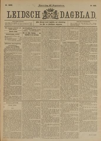 Leidsch Dagblad 1902-09-27