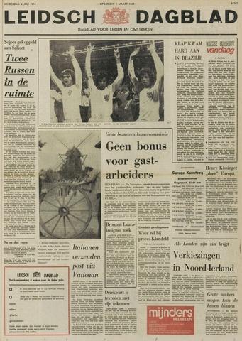 Leidsch Dagblad 1974-07-04