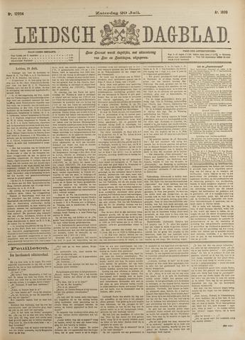 Leidsch Dagblad 1899-07-29