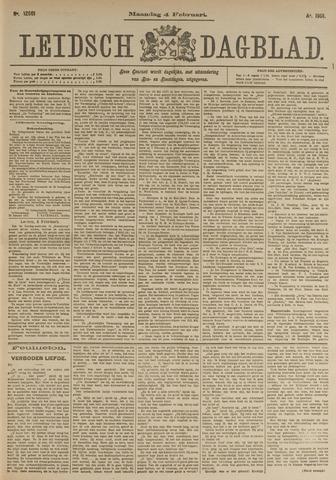 Leidsch Dagblad 1901-02-04