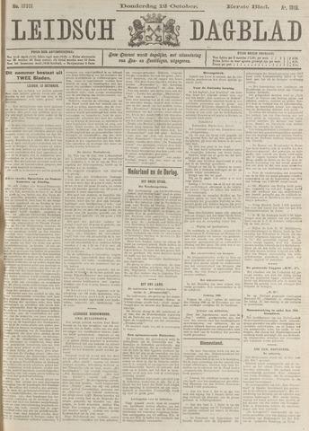 Leidsch Dagblad 1916-10-12