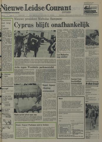 Nieuwe Leidsche Courant 1974-07-16