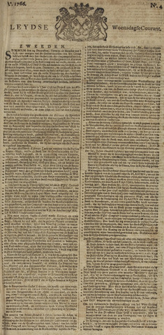 Leydse Courant 1766-01-08