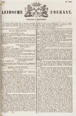 Leydse Courant 1875-09-14