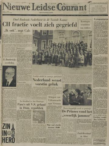 Nieuwe Leidsche Courant 1965-04-30