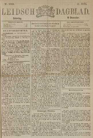 Leidsch Dagblad 1875-12-18