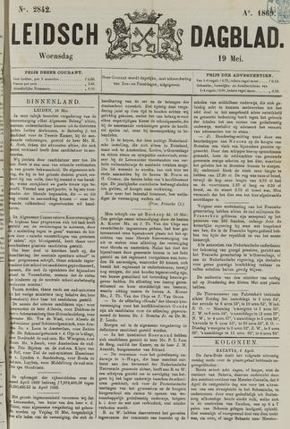 Leidsch Dagblad 1869-05-19