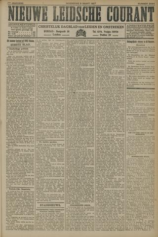 Nieuwe Leidsche Courant 1927-03-09