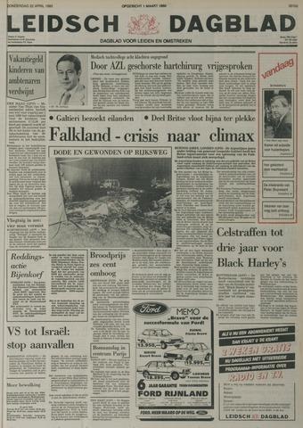Leidsch Dagblad 1982-04-22