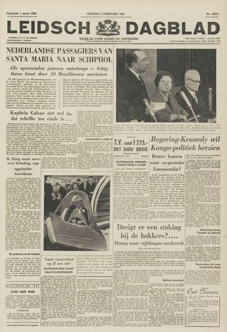 Leidsch Dagblad 1961-02-03