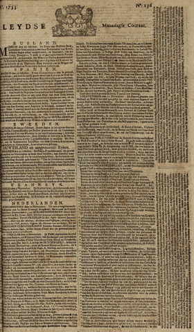 Leydse Courant 1753-11-12