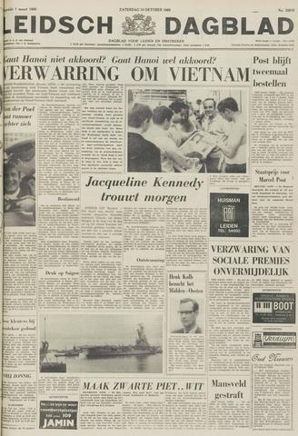 Leidsch Dagblad 1968-10-19