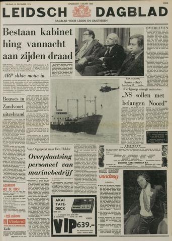 Leidsch Dagblad 1974-12-20