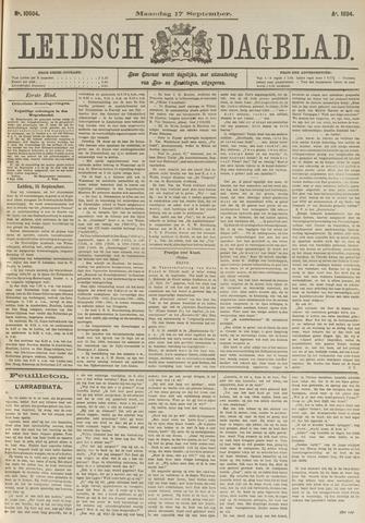 Leidsch Dagblad 1894-09-17