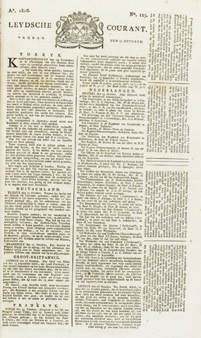Leydse Courant 1826-10-27