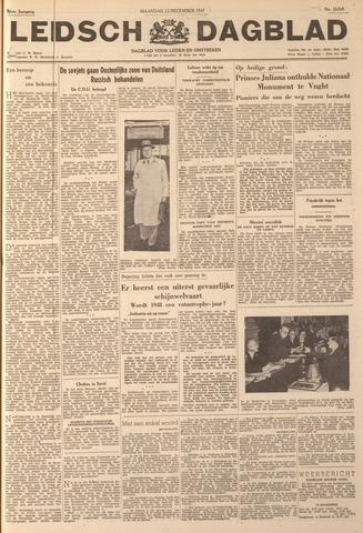 Leidsch Dagblad 1947-12-22