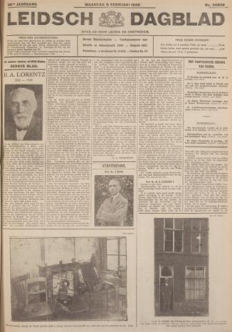 Leidsch Dagblad 1928-02-06