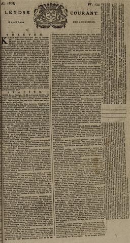 Leydse Courant 1808-11-07
