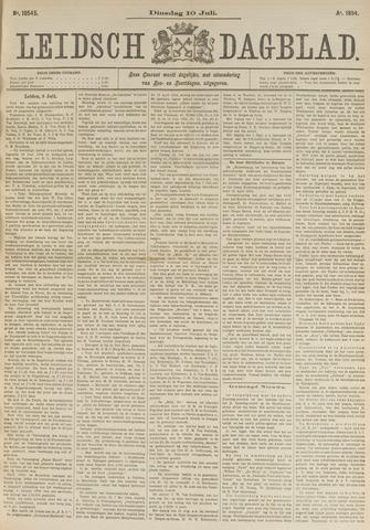 Leidsch Dagblad 1894-07-10