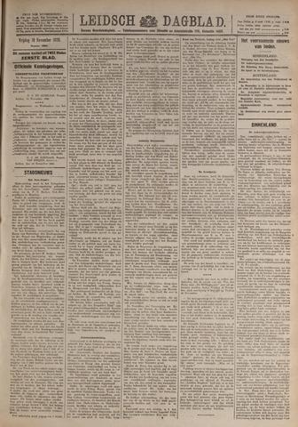 Leidsch Dagblad 1920-11-19