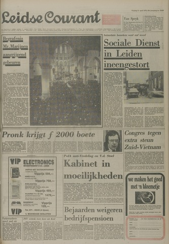 Leidse Courant 1975-04-11