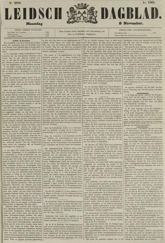 Leidsch Dagblad 1869-11-08