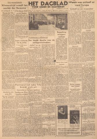 Dagblad voor Leiden en Omstreken 1944-06-29