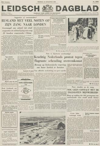 Leidsch Dagblad 1956-08-10