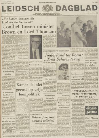 Leidsch Dagblad 1967-11-01