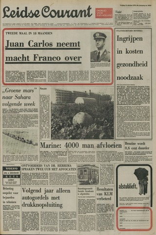Leidse Courant 1975-10-31