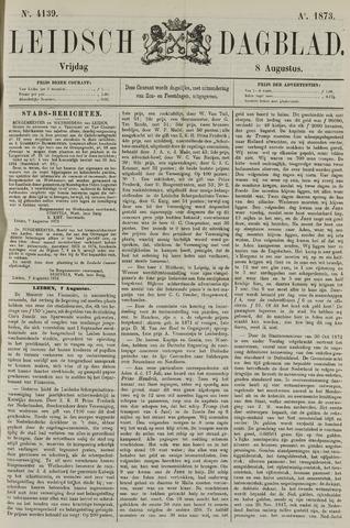 Leidsch Dagblad 1873-08-08